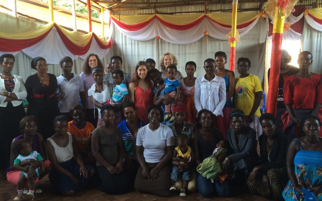 My Friends in Kampala